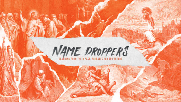 Name Droppers Week 3 Image
